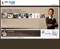 บริษัท วันทูวัน คอนแทคส์ จำกัด - onetoonecontacts.com/