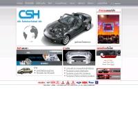 บริษัท จิ้นเซ่งฮวดอะไหล่ยนต์ จำกัด  - cshnet.com/