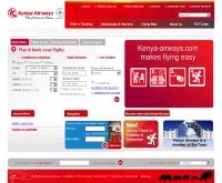บริษัท เคนย่า แอร์เวย์ จำกัด - kenya-airways.co.th/