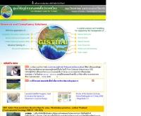ศูนย์วิจัยภูมิสารสนเทศเพื่อประเทศไทย - gisthai.org