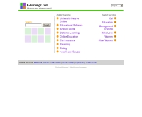 อีเลินนิ่งด็อดคอม - e-learningz.com/