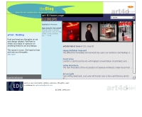 นิตยสาร อาร์ทโฟร์ดี - art4d.com