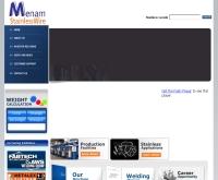 บริษัท แม่น้ำสแตนเลสไวร์ จำกัด  - menamstainless.com/