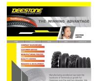 บริษัท ดีสโตน จำกัด  - deestone.com/