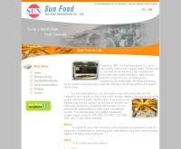 กลุ่มบริษัท ซันฟีด จำกัด  - sunfood.co.th/