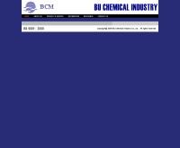 บริษัท บู เคมี อินดัสตรี จำกัด - buchemical.co.th/