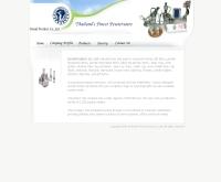 บริษัท พิวเตอร์ ไทย โปรดักส์ จำกัด - pewterthai.com