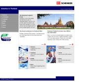 บริษัท เช้งเกอร์ จำกัด - schenker.co.th