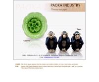บริษัท เพาก้า อินดัสทรี้ จำกัด - paoka.com