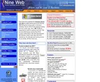 บริษัท ไนน์เว็บ จำกัด  - nineweb.net
