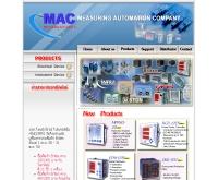 บริษัท เมเชอริ่ง ออโตเมชั่น จำกัด - mac-me.com