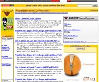 เว็บเรฟเฟอเร้นซ์ดอทคอม - webreference.com