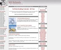 ดับเบิลยูทรีสคูลส์ - w3schools.com