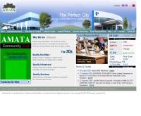 บริษัท อมตะ คอร์เปอเรชัน จำกัด (มหาชน)  - amata.com