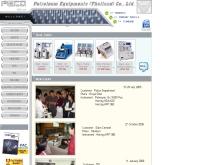 บริษัท ปิโตรเลียม อิควิปเม้นท์ (ประเทศไทย) จำกัด - peco2002.com