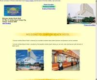 โรงแรมจอมเทียนบีช - welcomejomtien.com