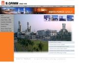 กลุ่มบริษัท บีกริม - amatapower.com