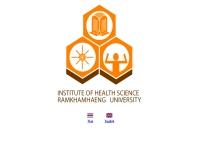 สถาบันวิทยาศาสตร์สุขภาพ  - ihs.ru.ac.th