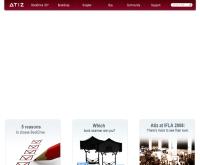 บริษัท เอทิซ อินโนเวชั่น จำกัด - atiz.com