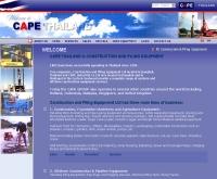 บริษัท คอนสตรัคชั่น แอนด์ ไพลิ่ง อีควิปเม้นท์ จำกัด  - cape-thailand.com