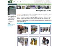 บริษัท พริ้นติ้ง โซลูชั่น จำกัด - printing-solution.com