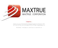 แม็กซ์ทรูดอทคอม - maxtrue.com