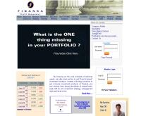 บริษัทหลักทรัพย์จัดการกองทุน ฟินันซ่า จำกัด - finansa-asset.com