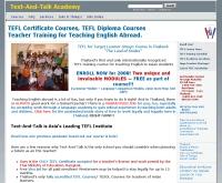 อินเตอร์เนชั่นแนล แลงเกวด เดเวลอปเม้น อคาเดมี่ - tefl-teach-thai.com