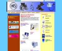 บริษัท เค พี จี อุปกรณ์การแพทย์ จำกัด - kpgmedical.com
