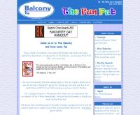 เดอะ บาล์โคนี่ ผับ  - balconypub.com