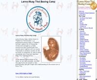 ค่ายมวยลานนาเกียรติบุษบา - lannamuaythai.com