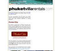 บริษัท ภูเก็ต ไอส์แลนด์ พร็อพเพอร์ตี้ เซอร์วิสเซส จำกัด - phuketvillarentals.com