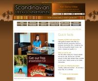 สแกนดิเนเวียร์อพาร์ทเมนต์ส์ - scandinavianapartments.com