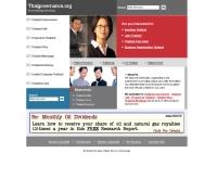 โครงการบรรษัทภิบาลไทย - thaigovernance.org