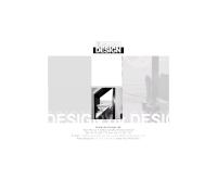 บริษัท ดีไซน์ บาย ดีไซน์ จำกัด - designbydesign.net