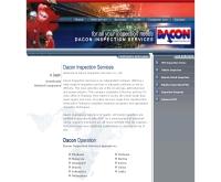 บริษัท ดาคอน อินสเปคชั่นเซอร์วิส จำกัด - dacon-inspection.com