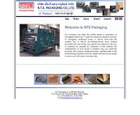 บริษัท เอ็น.ที.เอส บรรจุภัณฑ์ จำกัด - nts-packaging.com