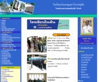 โรงเรียนท่านครญาณวโรภาสอุทิศ - tanakhon.ac.th