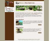ปางช้างแม่สา - maesaelephantcamp.com