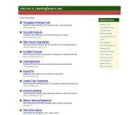 บริษัท คลีนนิ่ง ซัพพลายส์ โปรเฟสชั่นแนล จำกัด - cleaningforyou.com