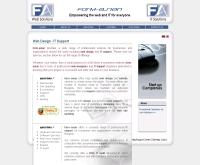บริษัท ฟอร์มเอเซี่ยน จำกัด - form-asian.net