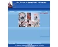 สาขาวิชาเทคโนโลยีการจัดการ มหาวิทยาลัยเทคโนโลยีสุรนารี - sut.ac.th/ist/MT