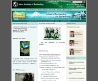 สำนักวิทยาการเทคโนโลยีขั้นสูง สถาบันเทคโนโลยีแห่งเอเชีย - sat.ait.ac.th