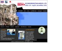 บริษัท บี.อี. มารูบิชิ (ประเทศไทย) จำกัด - bemarubishi.com/