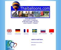 ไทยบอลลูน - thaiballoons.com