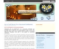 สปา โฮเท็ลแอนด์รีสอร์ท สปา ออนไลน์ ไกด์ - thai-spas.com