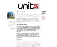 บริษัท ยูนิท 202 จำกัด - unit202.com