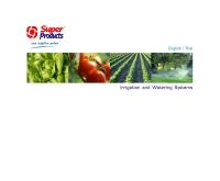 บริษัท ซุปเปอร์โปรดักส์ จำกัด - superproducts.co.th
