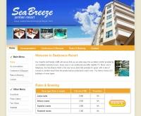 โรงแรมซีบรีส - seabreezehotelpattaya.com