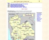 แมพออฟไทยแลนด์ - maps-thailand.com